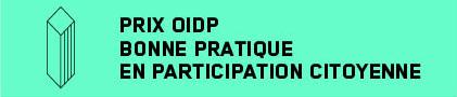 logo Distinción Buena Práctica en Participación Ciudadana